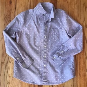 Madewell size small button down shirt